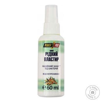 Рідкий пластир атибактеріальний Powerpro 60мл - купить, цены на Novus - фото 1