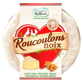 Paysenge Roucoulons with nuts soft cheese 30% 125g