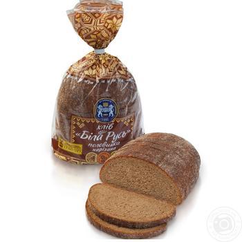 Хлеб Кулиничи Белая Русь нарезанный половинка 350г - купить, цены на Фуршет - фото 1