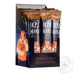 Ikryaniki Smoked With Salmon Meat Sticks Snack 35g