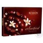 Конфеты шоколадные Roshen Assortment Classic Dark 308г