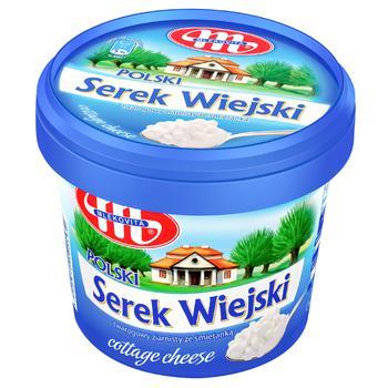 Mlekovita Polish Cottage Cheese 5% 500g
