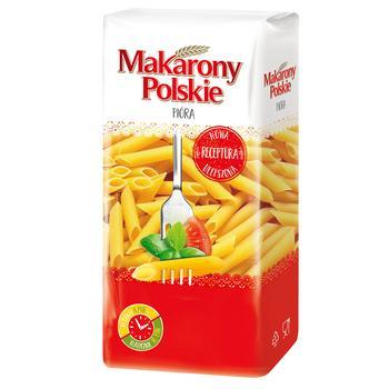 Makarony Polskie Penne Pasta 400g