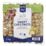 Metro Chef frozen chestnut 1kg