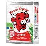 Vesela Korivka Processed cheese Druzhba with vitamins 46% 90g