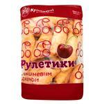 Kulynychi  Rolls With Cherry Jam Cookies 300g
