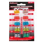 Fuses for Car Plastic 10pcs