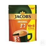 Beverage Jacobs Oiginal with coffee stick sachet