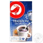 Auchan Decaffeinated Ground Coffee 250g