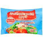 Майонезный соус Выгода Салатный 30% 180г