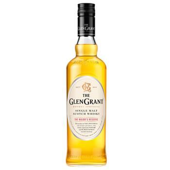 Віскі Glen Grant Шотландський The Major's Reserve 40% 0,7л - купити, ціни на CітіМаркет - фото 2