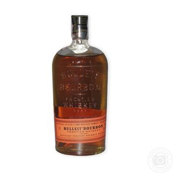 Bulleit bourbon 45% 0,7l - buy, prices for Novus - image 5