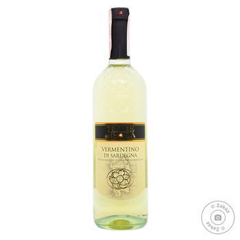 Terre dell Isola Vermentino Di Sardegna White Dry Wine 12.5% 0.75l