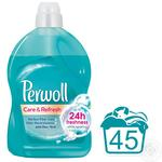 Perwoll Care & Refresh Washing gel 2,7l