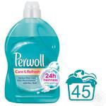 Гель для стирки Perwoll Care & Refresh 2,7л