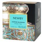Чай Newby Jasmine Blossom зеленый байховый 100г