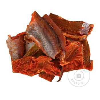 Рыба Янтарная с перцем весовая - купить, цены на Ашан - фото 1