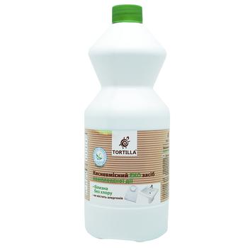 Tortilla Bleach chlorine free with antibacterial action 850ml - buy, prices for EKO Market - photo 1