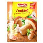 Приправа Smakko грибная с овощами и зеленью универсальная 80г
