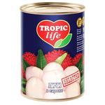Личи Tropic Life в сиропе 580мл