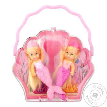 Куклы Simba русалочки близнецы