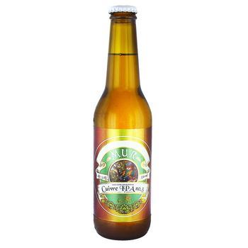 Пиво Mur Cuivre IPA №3 светлое нефильтрованное 5,2% 0,33л
