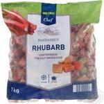 Fruit rhubarb Metro chef frozen 1000g