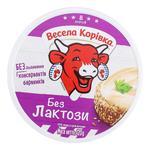 Сыр плавленый Веселая Коровка Без лактозы 45% 120г