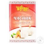 Приправа Українська Зірка Чеснок гранулированный 15г
