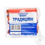 Сосиски Бащинський Традиційні п/о 1 гат. 400 г