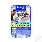 Сельдь Veladis филе-кусок в масле с итал специями 500г