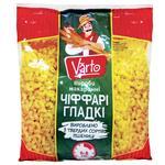 Макароны Varto Чиффари гладкие 400г