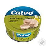 Тунець Calvo в оливковій олії 160г