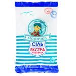 Соль пищевая Морячка йодированная выварочная 1кг