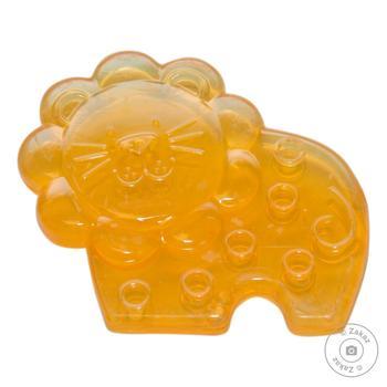 Прорезыватель для зубов Baby Team с водой Звери - купить, цены на Фуршет - фото 2