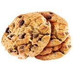 Cookies Roshen Tortinka with chocolate bun Ukraine