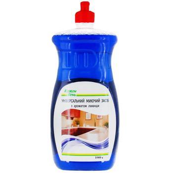 Миючий засіб Кожен День універсальний з ароматом лаванди 1кг - купити, ціни на Ашан - фото 1