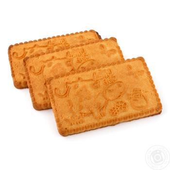 Печенье Бисквит-Шоколад Забодайка весовые