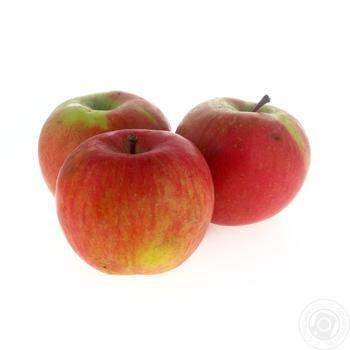 Яблоко Фуджи диаметр 85+ импорт - купить, цены на Novus - фото 1