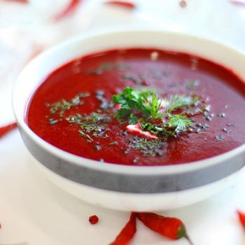 Суп свекольник рецепт с фото