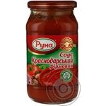 Runa Krasnodarskiy Brand Tomato Sauce 485g
