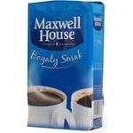 Ground coffee Maxwell House Rich taste 250g Poland