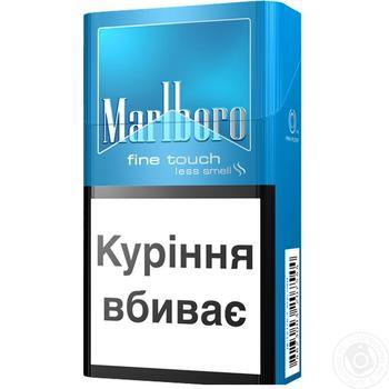 Цигарки Marlboro Fine Touch - купити, ціни на Восторг - фото 2