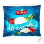 Сыр Benucci Моцарелла 235г - купить, цены на Ашан - фото 1