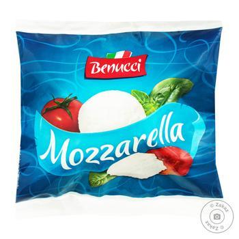 Сыр Benucci Моцарелла 235г - купить, цены на Varus - фото 1