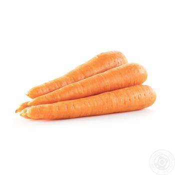 Морковь Молодая кг