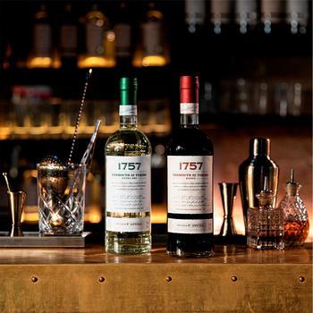 Вермут 1757 Vermouth di Torino Extra Dry білий сухий 18% 1л - купити, ціни на УльтраМаркет - фото 3