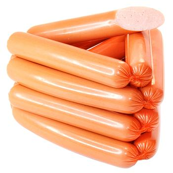 Meatovita Smoked Top Grade Sausages by Weight