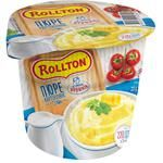 Пюре Роллтон картопляне зі смаком вершків 37г