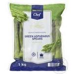 Спаржа METRO Chef зеленая замороженная 1кг